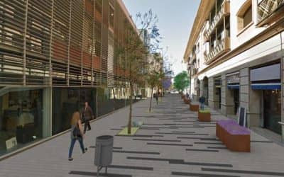 Nuevo proyecto en Cornellá para naturalizar el espacio público