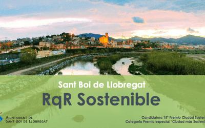 Sant Boi, dos veces premiada como ciudad sostenible