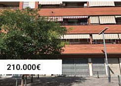 Local en Avinguda de les Corts Catalanes 541 (Sant Adrià de Besós)