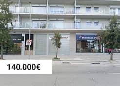 Local Obra Nueva en Ronda Sant Ramón 18 (Sant Boi de Llobregat)