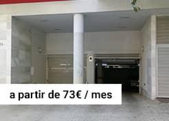 Parking calle Frederic Mompou 8-22 – Molí Nou (Sant Boi de Llobregat)
