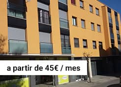Parking en Avenida Barcelona 4 (Santa Perpètua de Mogoda)
