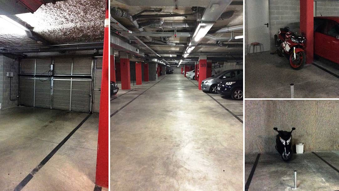 Parking en venta o alquiler en Viladecans, calle Cataluña 73