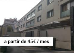 Parking en Jaime I 58 (Viladecans)