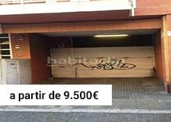 Parking en calle Miquel de Roncalí 49 (Cornellà Centro)