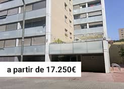 Parking en Passatge Salvadors 5 (L'Hospitalet de Llobregat)