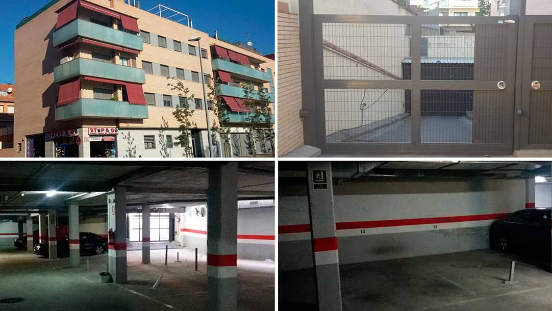 Parking en venta en Montcada i Reixac, calle Baix Sant Pere, 74