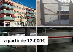 Parking calle Baix Sant Pere, 74 (Montcada i Reixac)