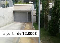 Parking camí del Llor 19-24 – El Llor (Sant Boi de Llobregat)