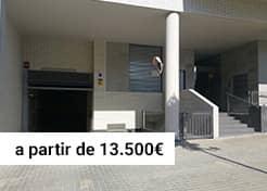 Parking Ronda Sant Ramón 26 – El Llor (Sant Boi de Llobregat)