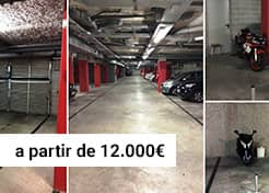 Parking en calle Cataluña 73 (Viladecans)