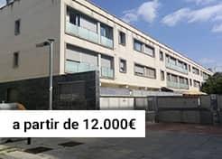Parking en calle Pere III (Viladecans)
