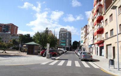 Sant Boi finaliza la reurbanización de Marianao