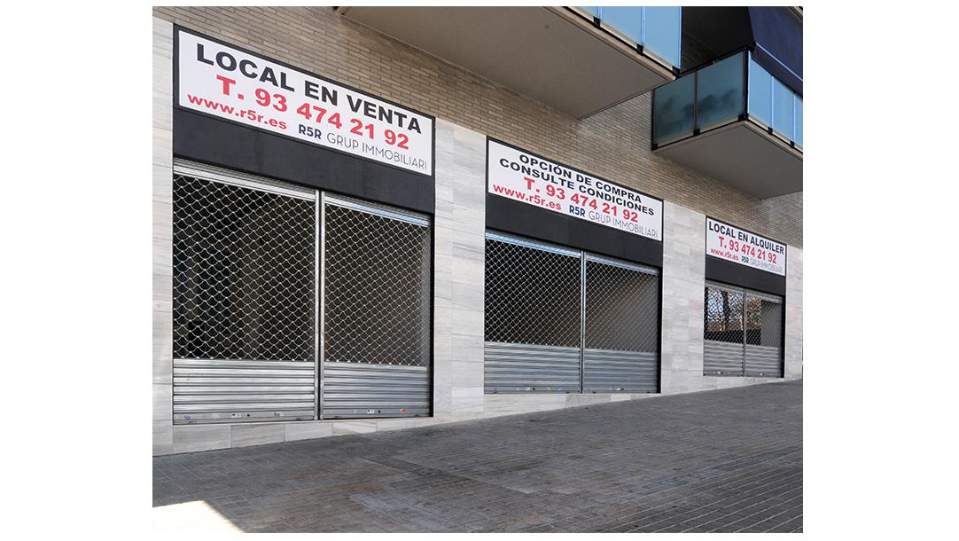 Foto exterior de Local en venta en Avenida Frederic Mompou de Sant Boi de Llobregat