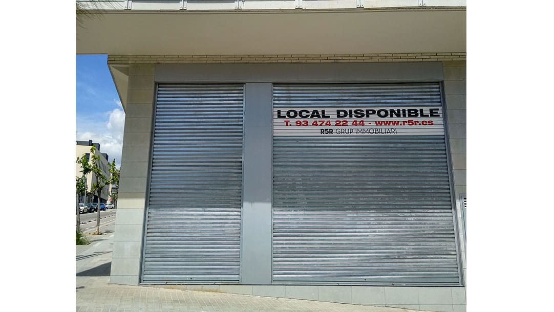 Local en venta / alquiler en Sant Boi Llobregat Ronda Sant Ramon - Fachada 1