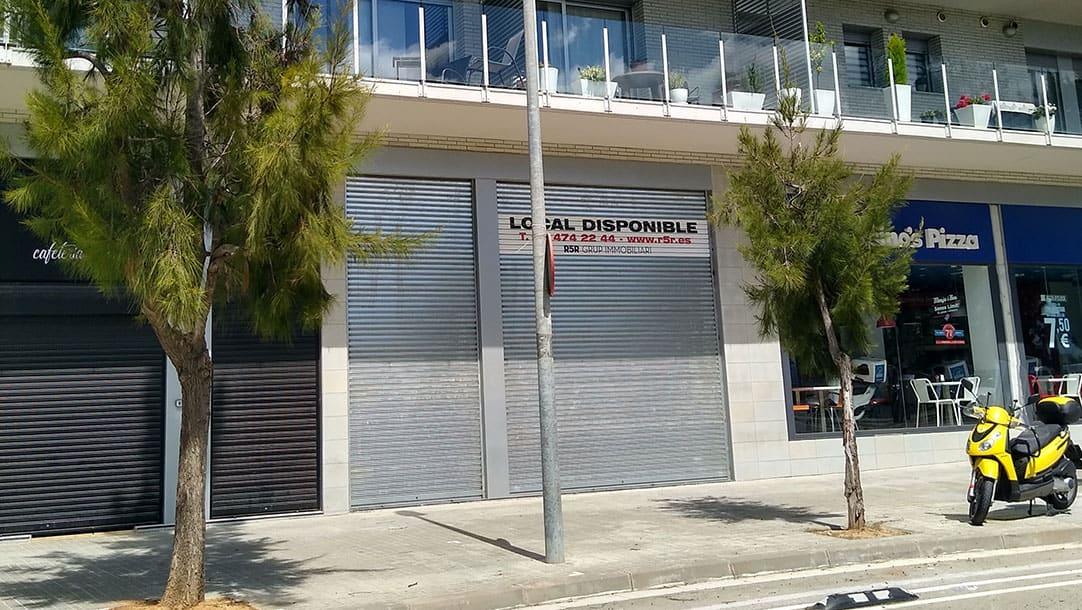 Local en venta / alquiler en Sant Boi Llobregat Ronda Sant Ramon - Fachada principal 2
