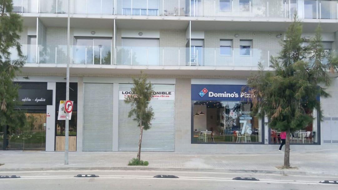 Local en venta / alquiler en Sant Boi Llobregat Ronda Sant Ramon - Fachada principal 3
